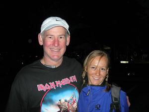 Bill and Krista