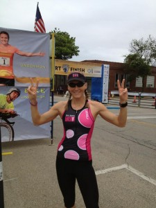 Krista Schultz, Co-owner of She Does Tri and Endurance Works