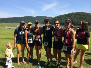Girls of She Does Tri
