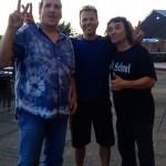 Mokey, David and Hector