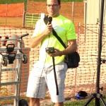 David Glover at Luray Triathlon